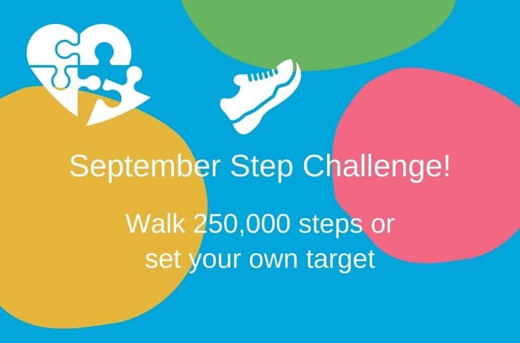 September Step Challenge!