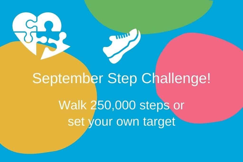 September Step Challenge